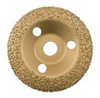 Brús.tanier pr.125mm K 24 vyhnutý - Wolframkarbid EDMA