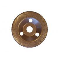 Brús.tanier pr.125mm K 36 vyhnutý - Wolframkarbid EDMA