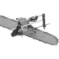 Držiak pilníka na brúsenie pílových reťazí - SPIRAL 5059-011