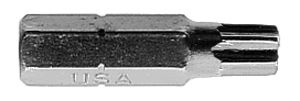 "Násadec hviezdicový TORX T-10 Classic XH s dierou stopka 1/4"" C6,3 L 25 mm"