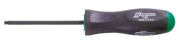 Skrutkovač T9 TORX s guličkou - Bondhus 12709
