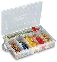 Triediaci box Organizer  16,5x12x3,5   fixné priehradky