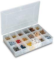 Triediaci box Organizer 28x18x4   fixné priehradky