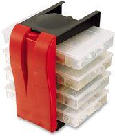 Triediaci box Organizer  28x25x33   fixné priehradky