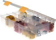 Triediaci box Organizer  35,5x22x8,5 variabilné priehradky